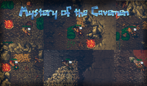 Mystery of the Cavemen